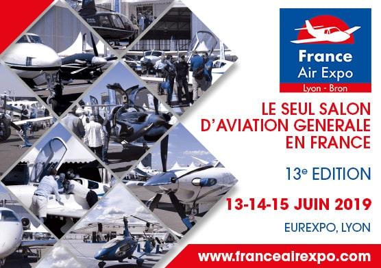 Salon France Air Expo Lyon 2019 - Allo Van Lyon