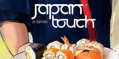 taxi festival japan touch Lyon 2019